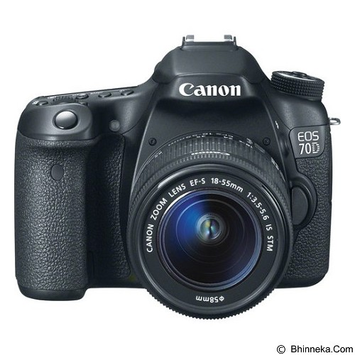 CANON EOS 70D Kit1 (Merchant) - Camera Slr
