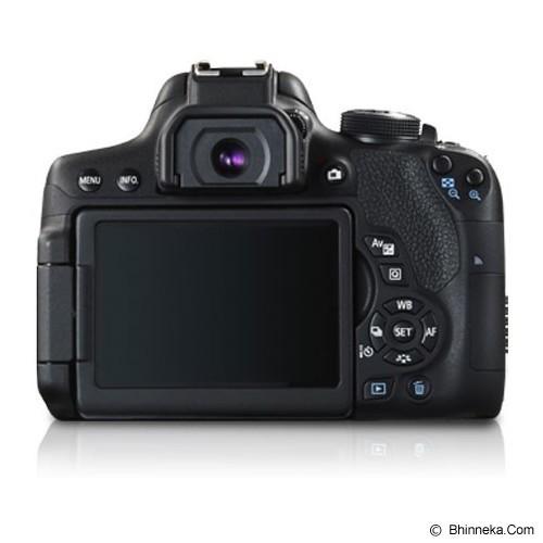 CANON EOS 750D Body Only (Merchant) - Camera Slr