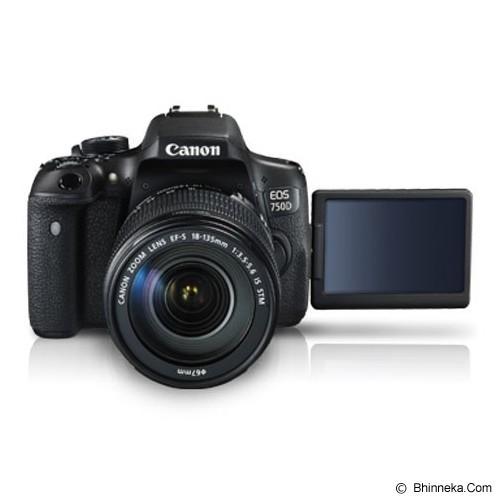 CANON EOS 750D Kit2 (Merchant) - Camera Slr