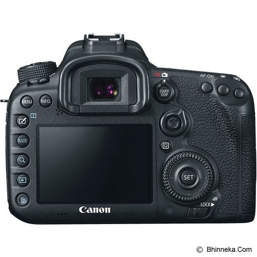 CANON EOS 7D Mark II Body (Merchant) - Camera Slr