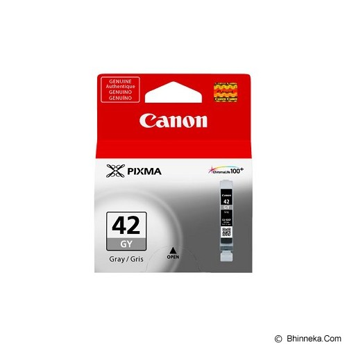CANON Grey Cartridge [CLI42G] - Tinta Printer Canon