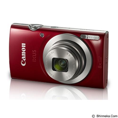 CANON Digital Ixus 175 - Red - Camera Pocket / Point and Shot