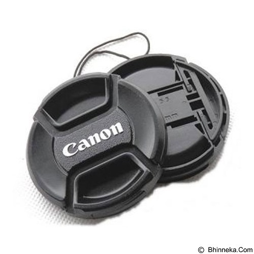 CANON Lens Cap [E-58 II] - Camera Lens Cap, Hood and Collar