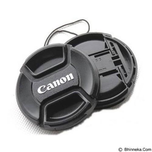 CANON Lens Cap [E-58 II] - Camera Lens Cap, Hood and Collar