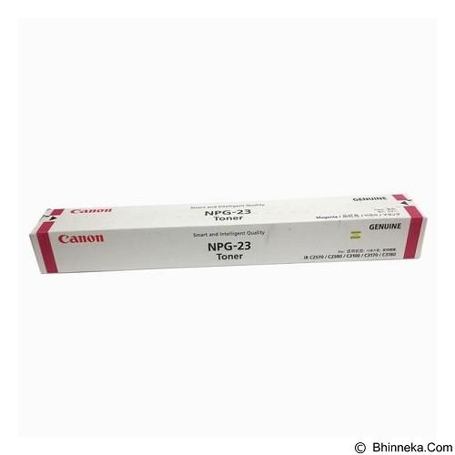 CANON Magenta Toner [NPG-23] (Merchant) - Toner Printer Canon