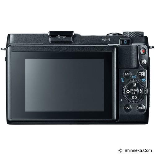 CANON PowerShot G1X Mark II - Black - Camera Prosumer