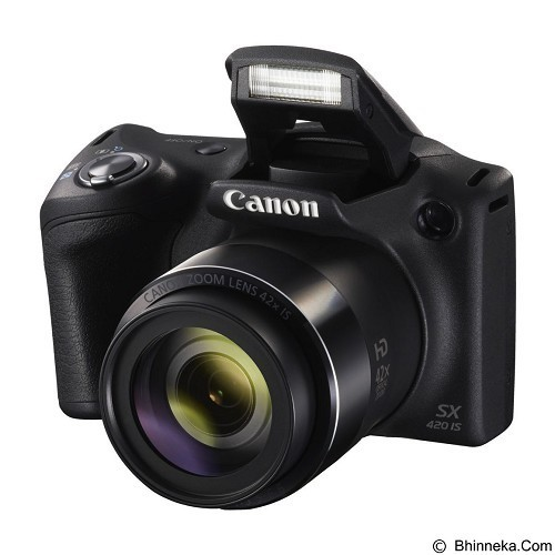 CANON PowerShot SX420 - Black (Merchant) - Camera Prosumer