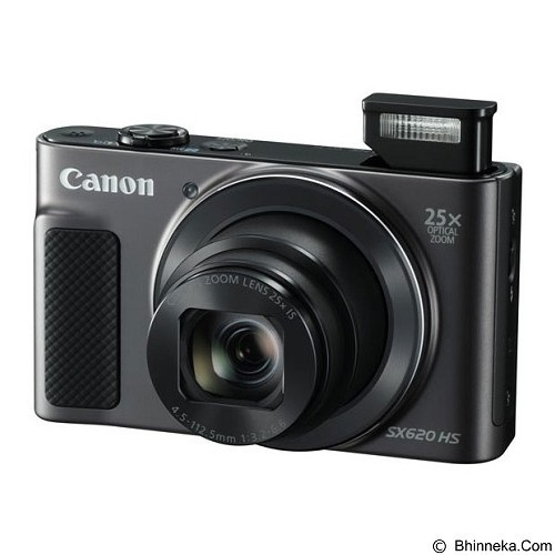 CANON PowerShot SX620 HS - Black (Merchant) - Camera Pocket / Point and Shot