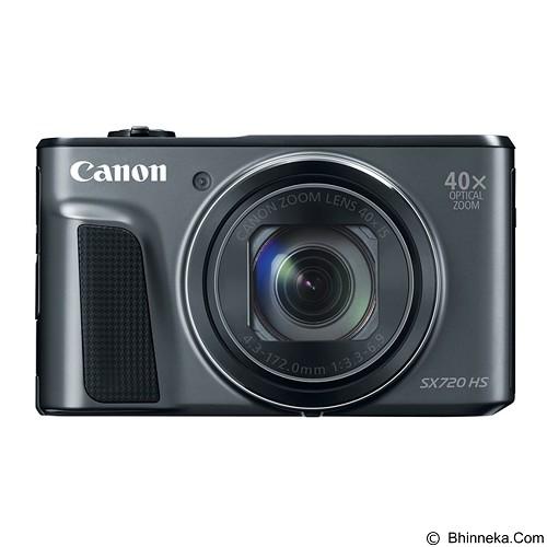 CANON PowerShot SX720 HS - Black - Camera Pocket / Point and Shot