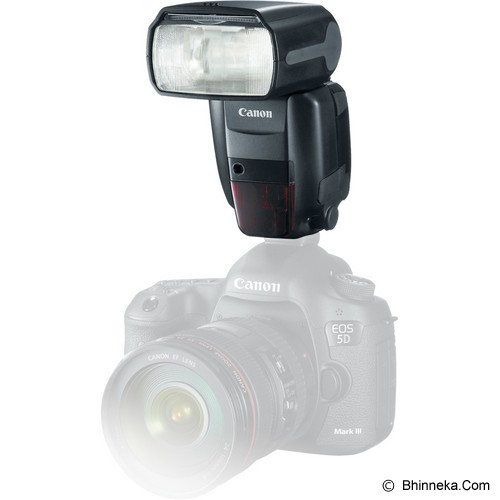 CANON Speedlite 600EX-RT - Camera Flash