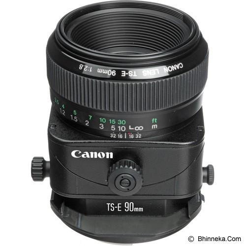 CANON TS-E 90mm f/2.8 - Camera SLR Lens