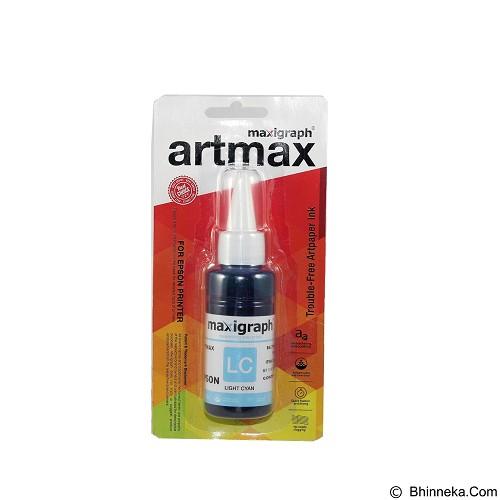MAXIGRAPH Tinta Artpaper Maxigraph ArtMax - Light Cyan (Merchant) - Tinta Printer Refill
