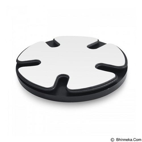 CAPDASE Adhesive Mounting Disc [MD00-0001] - Black - Gadget Docking