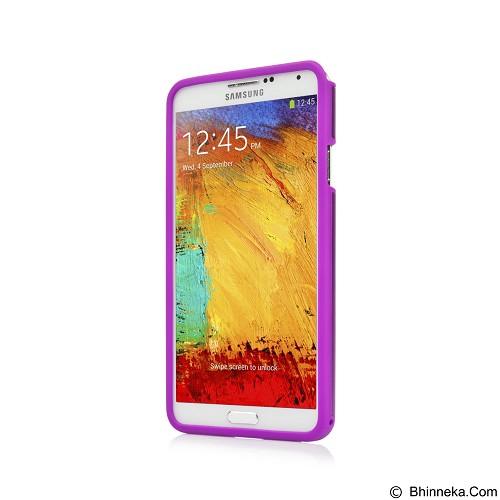 CAPDASE Alumor Jack Galaxy Note 3 [MTSGNOTE3-5155] - Purple (Merchant) - Casing Handphone / Case