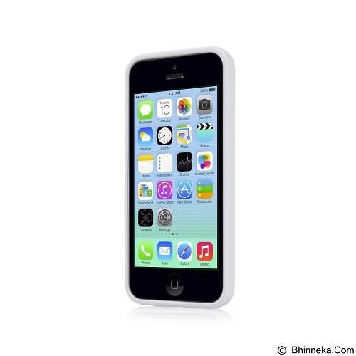 CAPDASE Alumor Jacket Elli Apple iPhone 5/5s [MTIH5-5122] - White (Merchant) - Casing Handphone / Case