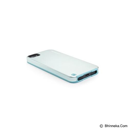 CAPDASE Alumor Jacket [MTIH5-51CC] - Light Blue - Casing Handphone / Case