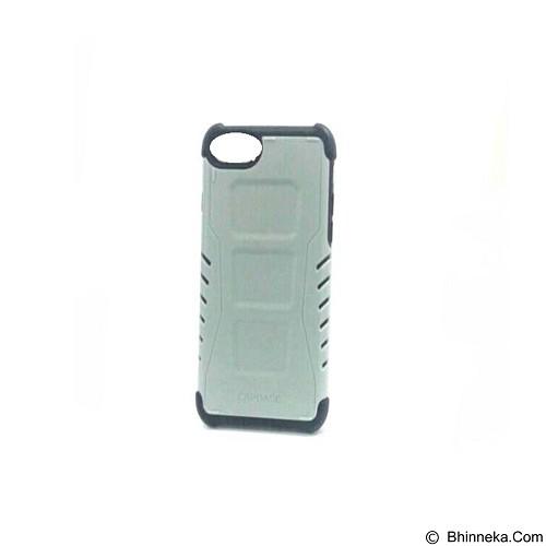 CAPDASE Armor Suit Combo Rider Jacket Newton Cover Apple iPhone 7 Plus [ACIH7P-RN0G] - Grey (Merchant) - Casing Handphone / Case
