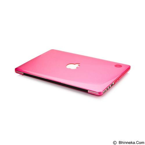 CAPDASE Body Cover for Macbook Pro 15 Inch Retina Display [CCAPMB15R-1009] - Pink (Merchant) - Notebook Skin