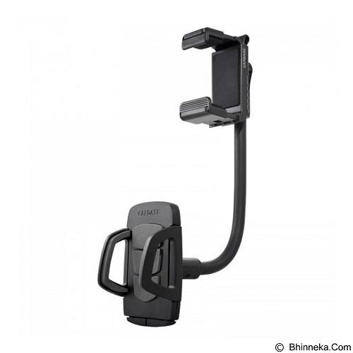 CAPDASE Car Rear Mirror Mount [HR00-CC01] - Black - Gadget Mounting / Bracket