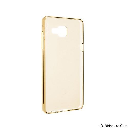 CAPDASE Case Samsung Galaxy A5 2016 [SJSGA516-P90C] - Gold (Merchant) - Casing Handphone / Case