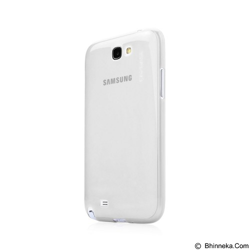 CAPDASE Case for Samsung Galaxy Note 2 Lamina - White - Casing Handphone / Case