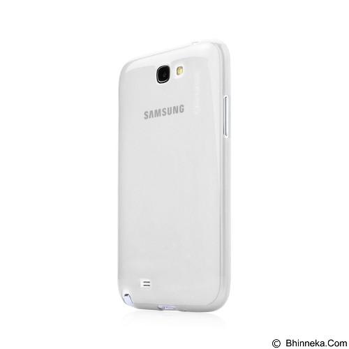CAPDASE Case for Samsung Galaxy Note 2 Lamina - White - Casing Handphone / Case