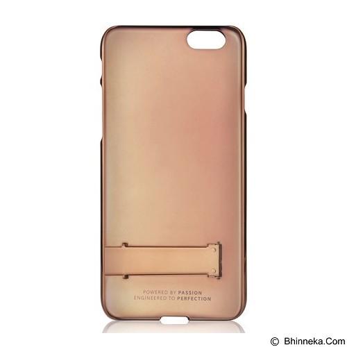 CAPDASE Chic for iPhone 6 Plus [KPIH655-C08V] - Brown/Bronze - Casing Handphone / Case