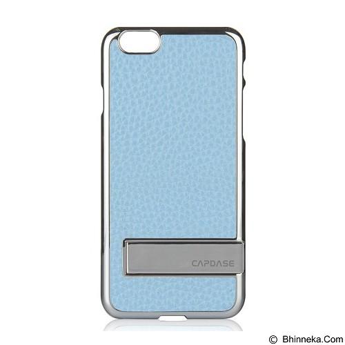 CAPDASE Chic for iPhone 6 Plus [KPIH655-C0S3] - Silver/Light Blue - Casing Handphone / Case