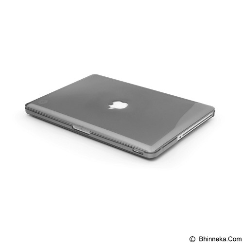 CAPDASE Cristal Casing for Macbook Pro or Notebook 15 Inch [CCAPMB15S-1001] - Clear Black (Merchant) - Notebook Skin