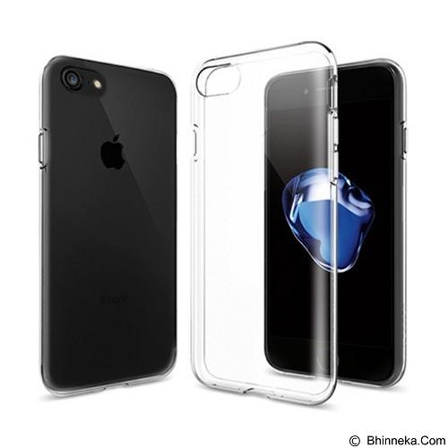 CAPDASE Cristal Crystal Jack Casing for Apple iPhone 7 [CJIH7-ARC0] - Clear (Merchant) - Casing Handphone / Case