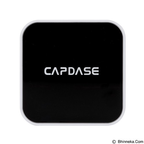 CAPDASE Cube K2 Adaptor Charge - White (Merchant) - Charger Handphone