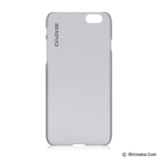 CAPDASE Finne DS for iPhone 6 [KPIH647-F701] - Tinted Black - Casing Handphone / Case