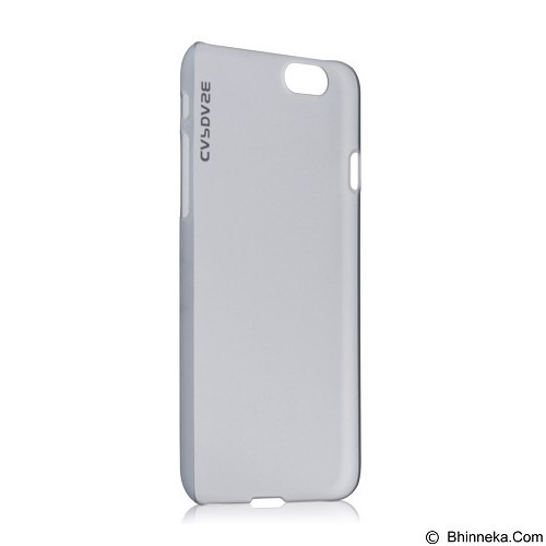 CAPDASE Finne DS for iPhone 6 Plus [KPIH655-F701] - Tinted Black - Casing Handphone / Case