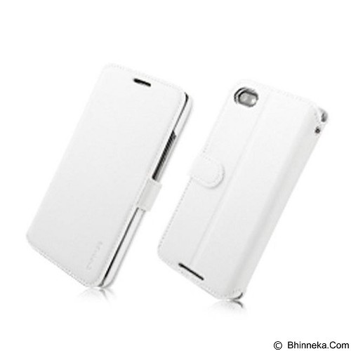 CAPDASE Folder Case BB Z30 Sider Classic [FCBBZ30-S422-BB] - White - Casing Handphone / Case