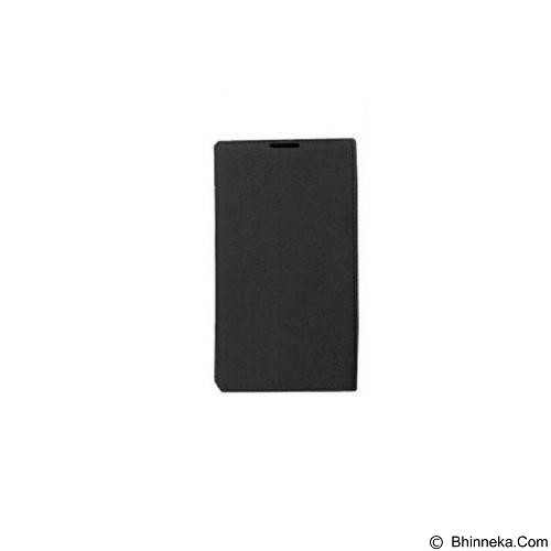 CAPDASE Folder Case Lumia 1020 Sider Baco [FCNK1020-SB11] - Black (Merchant) - Casing Handphone / Case