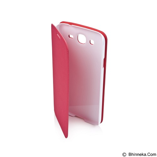 CAPDASE Folder Case Sider ID Casing for Galaxy Mega 6 - Red (Merchant) - Casing Handphone / Case