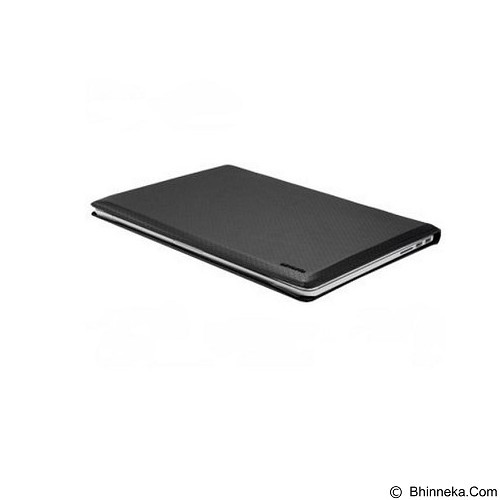 CAPDASE Folder Case Slim Dot for Macbook Pro 15R [FCAPMB15R-SD11] - Black (Merchant) - Notebook Skin