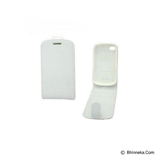 CAPDASE Folder Case Upper Classic Casing for Blackberry Q10 [FCBBQ10-UC22-BB] - White (Merchant) - Casing Handphone / Case