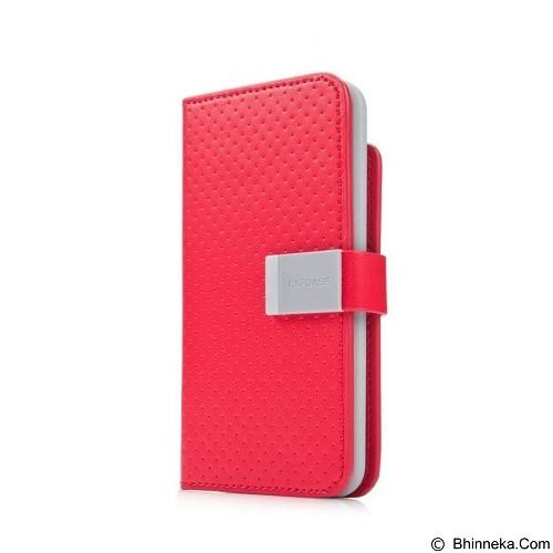 CAPDASE Folder Case iPod Touch 5 Sider Polka [FCIPT5-SP9G] - Red (Merchant) - Casing Handphone / Case