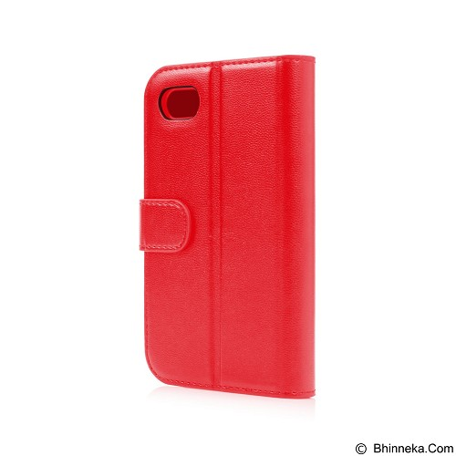 CAPDASE Folder Sider Classic Flipcover Casing for BlackBerry Q5 [FCBBQ5-SC99-BB] - Red (Merchant) - Casing Handphone / Case
