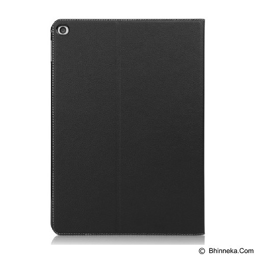 CAPDASE Folder Sider Eternity Leather Flip Cover Casing for iPad Air 2 [FCAPIDA2-1E11] - Black (Merchant) - Casing Handphone / Case