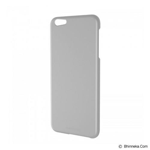 CAPDASE Hard Case Apple iPhone 6 Plus / iPhone 6S Plus Posh Slim Fit - Silver - Casing Handphone / Case