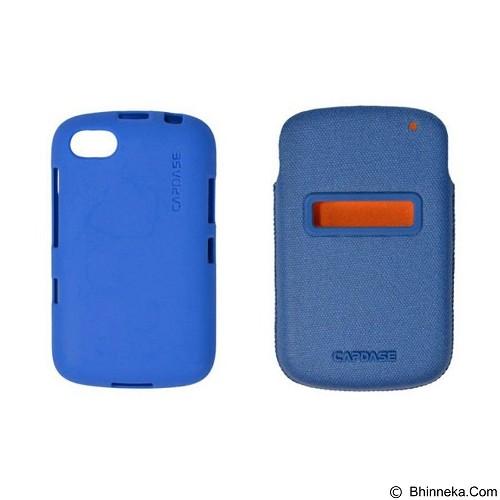 CAPDASE I'd Pocket Value Set Casing for BB 9720 - Blue (Merchant) - Casing Handphone / Case