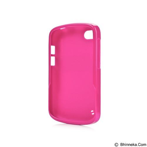 CAPDASE Jacket Softcase Casing for Blackberry Q10 - Fuchsia (Merchant) - Casing Handphone / Case