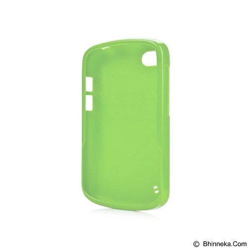 CAPDASE Jacket Softcase Casing for Blackberry Q10 - Green (Merchant) - Casing Handphone / Case