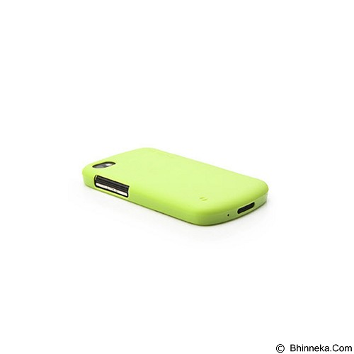 CAPDASE Jacket Softcase Casing for Blackberry Q10 - Green (Merchant) - Casing Handphone / Case