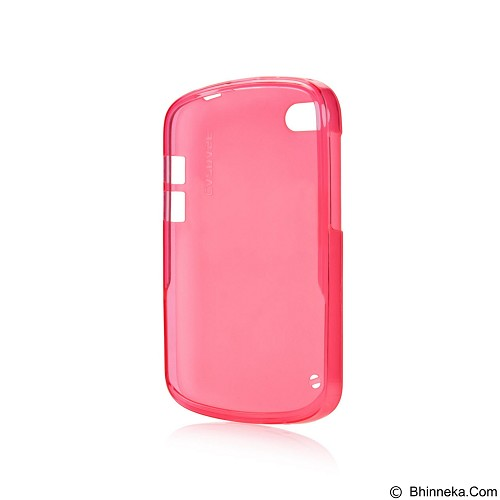 CAPDASE Jacket Softcase Casing for Blackberry Q10 - Pink (Merchant) - Casing Handphone / Case