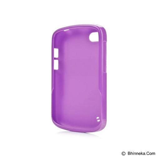 CAPDASE Jacket Softcase Casing for Blackberry Q10 - Purple (Merchant) - Casing Handphone / Case