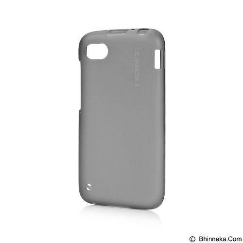 CAPDASE Jacket Softcase Casing for Blackberry Q5 - Grey (Merchant) - Casing Handphone / Case