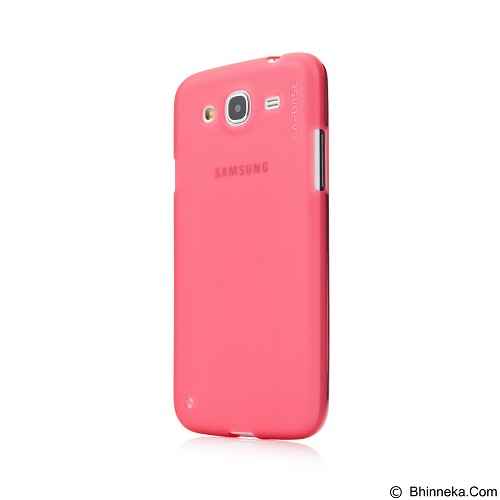 CAPDASE Jacket Softcase Casing for Samsung Galaxy Mega 6.3 Inch [SJSGMG63-P209] - Red (Merchant) - Casing Handphone / Case